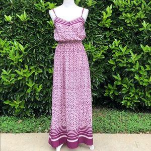 🍒LOFT Maxi Dress Small EUC